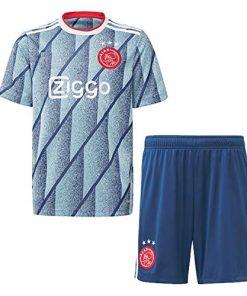 Ajax Away Football Jersey with Shorts 2020-21