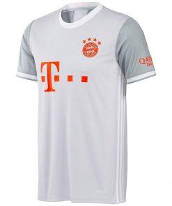 Bayern Munich Away Football Jersey With Shorts 2020-21
