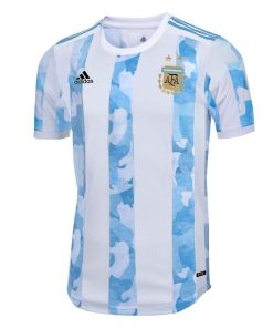 Argentina Home Jersey with Shorts 2020-21