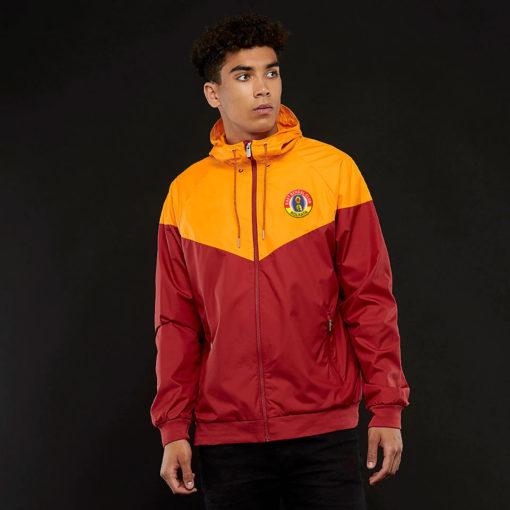 East Bengal Lal Holud Jacket