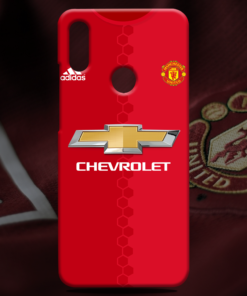 Manchester United Home Jersey Mobile Back Cover