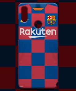 FC Barcelona Home Jersey Mobile Back Cover