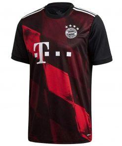 Bayern Munich Third Kit Football Jersey with Shorts 2020-21