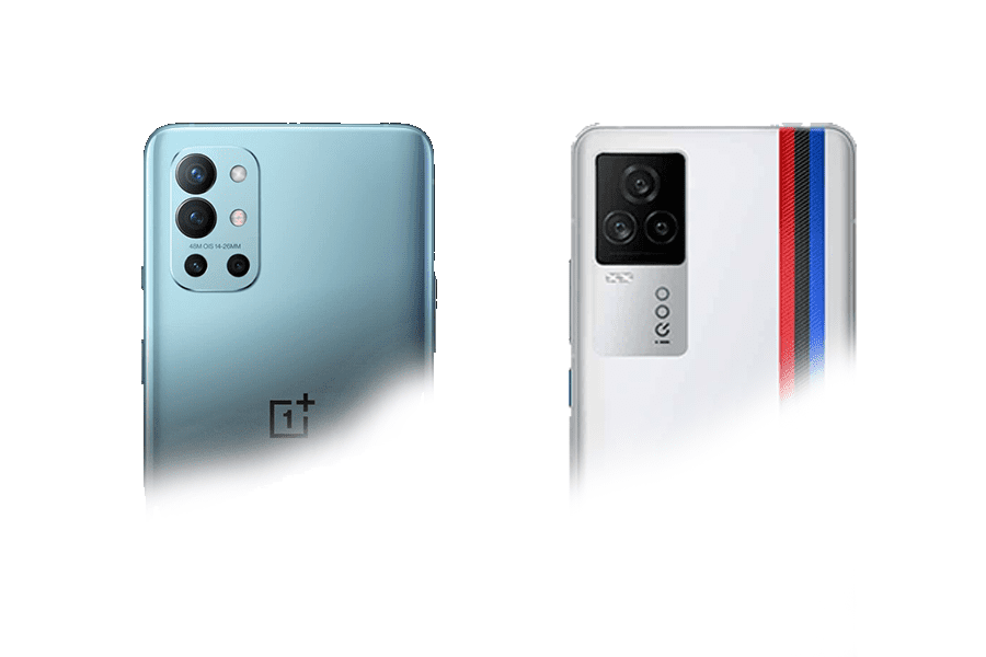 OnePlus 9R or iQOO 7 which one you should buy under ₹39,999?