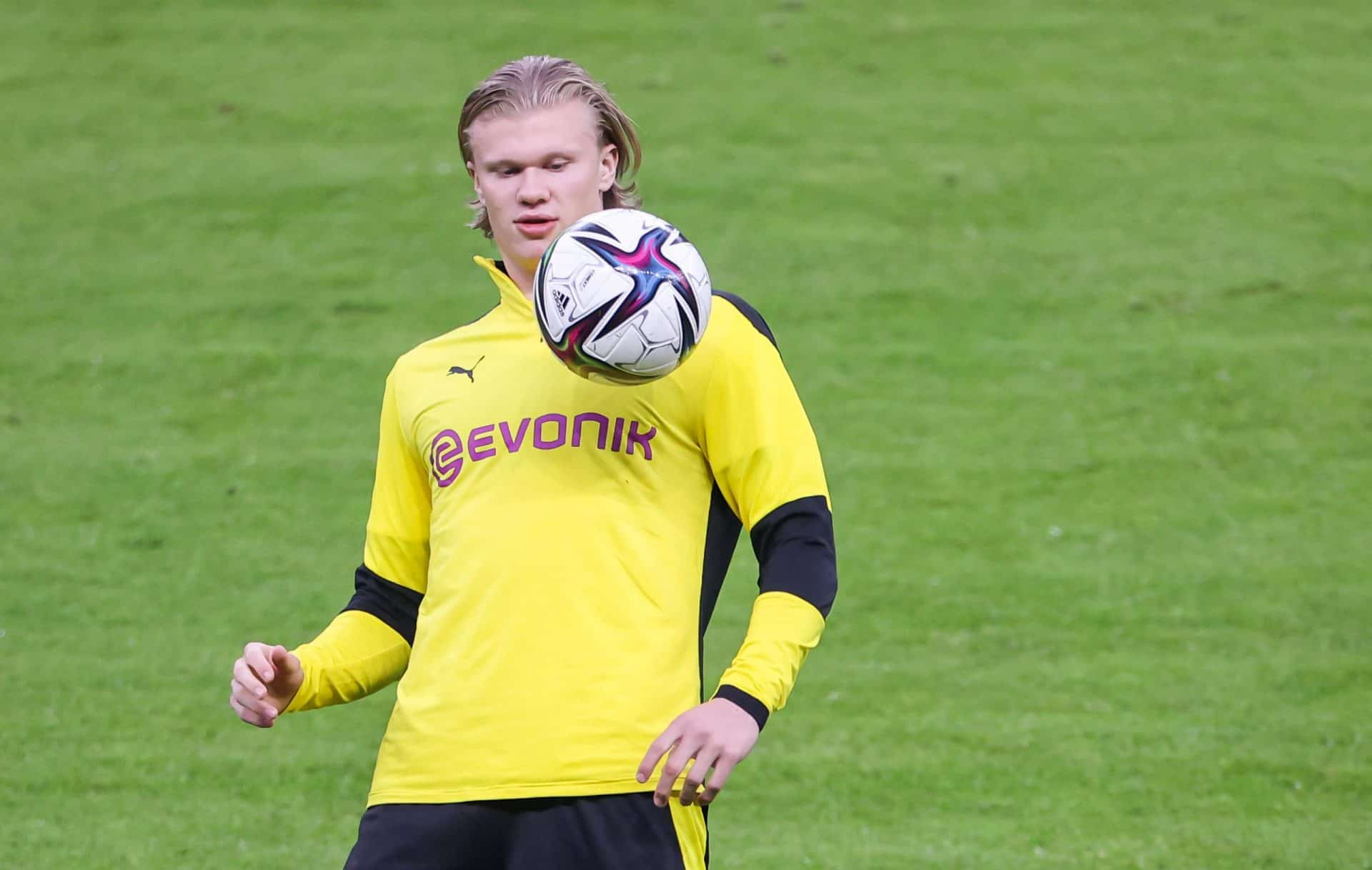 Fans go crazy about Erling Haaland's performance against Leipzig on Twitter