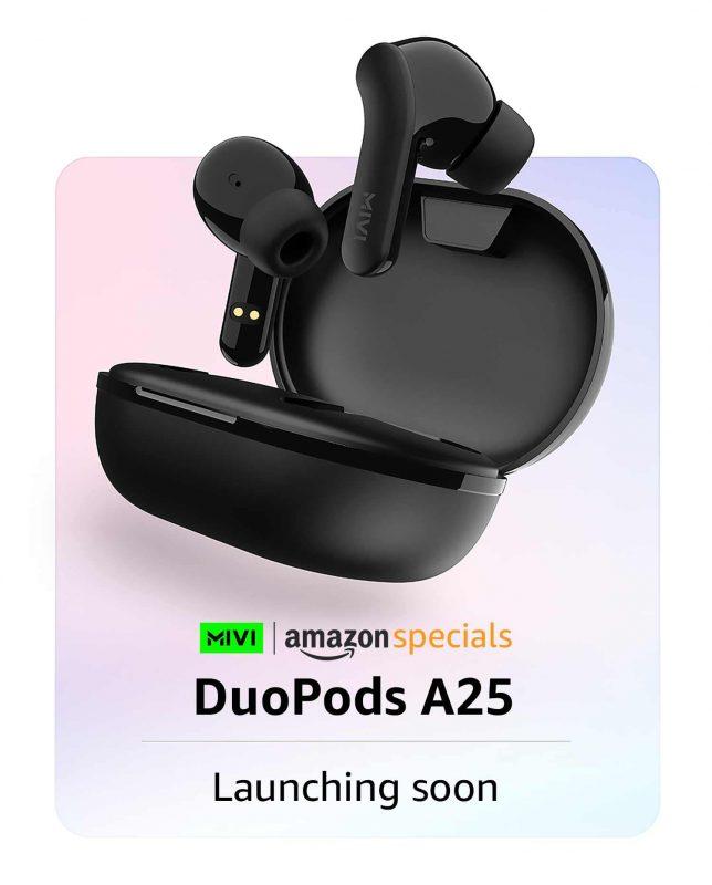 Mivi DuoPods A25 - 1_Tech2Sports.com