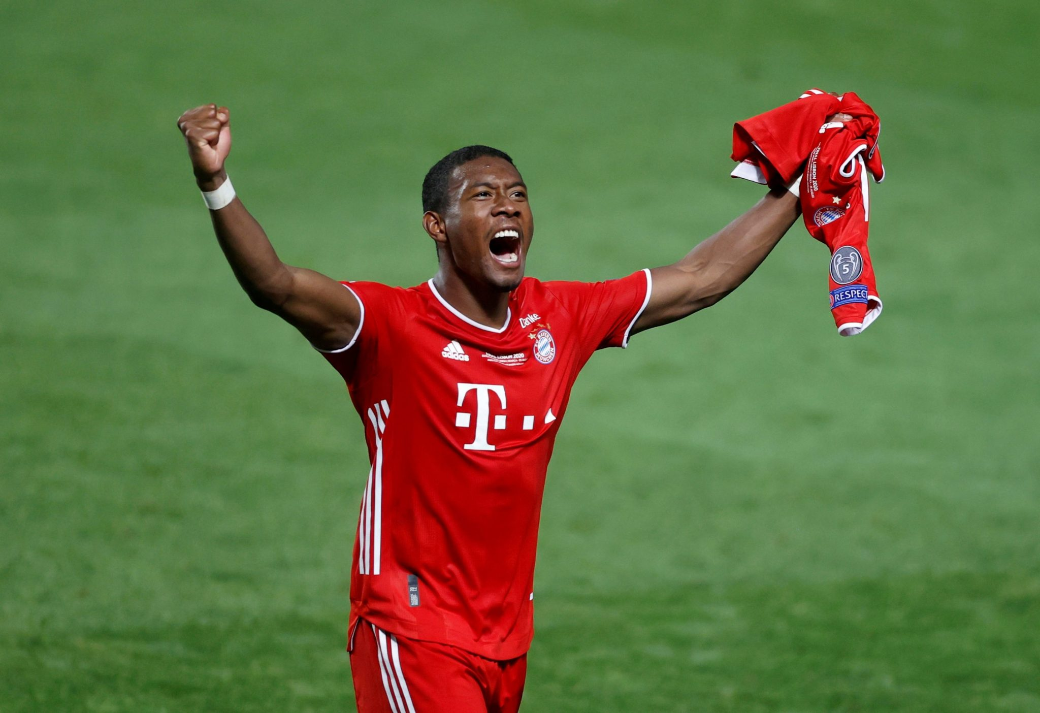 OFFICIAL: Real Madrid announces David Alaba as their first ...