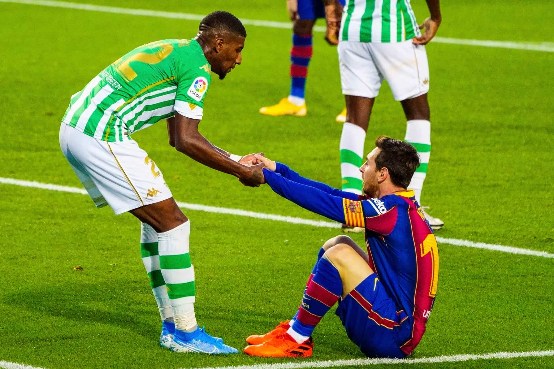 Official: Barcelona has re-signed Emerson Royal from Real Betis with a buy-back clause
