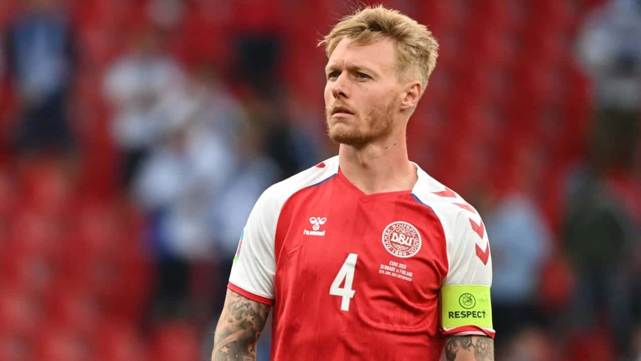 AC Milan, likely to make Simon Kjaer their new captain after his heroic gesture!