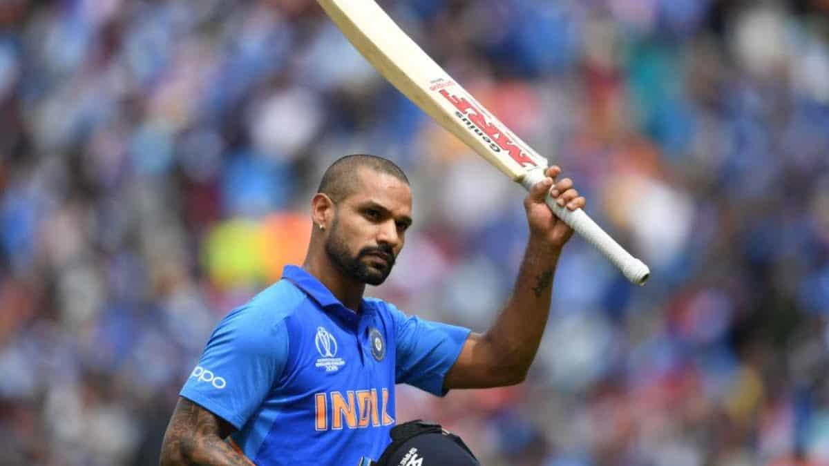 Shikhar Dhawan to lead India, in their tour of Sri Lanka