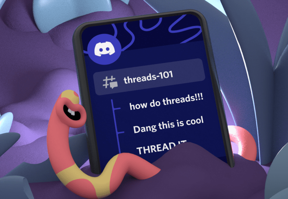 Discord now has Threads: improves back-n-forth convos