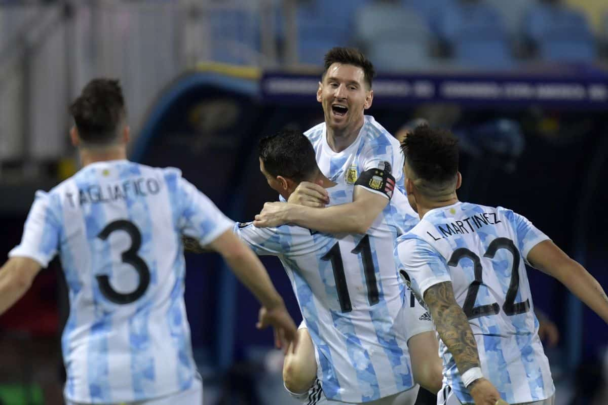 Argentina steps onto the Semi-finals of Copa America 2021, by defeating Ecuador