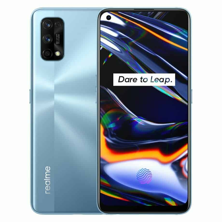 Realme can be a top player but it faces component shortage