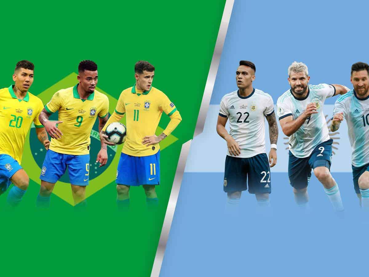 Argentina vs Brazil set for the 2021 Copa America Final