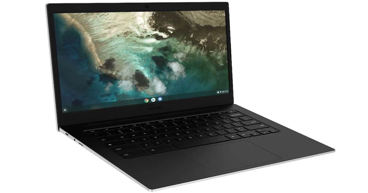 Samsung Galaxy Chromebook Go revealed!