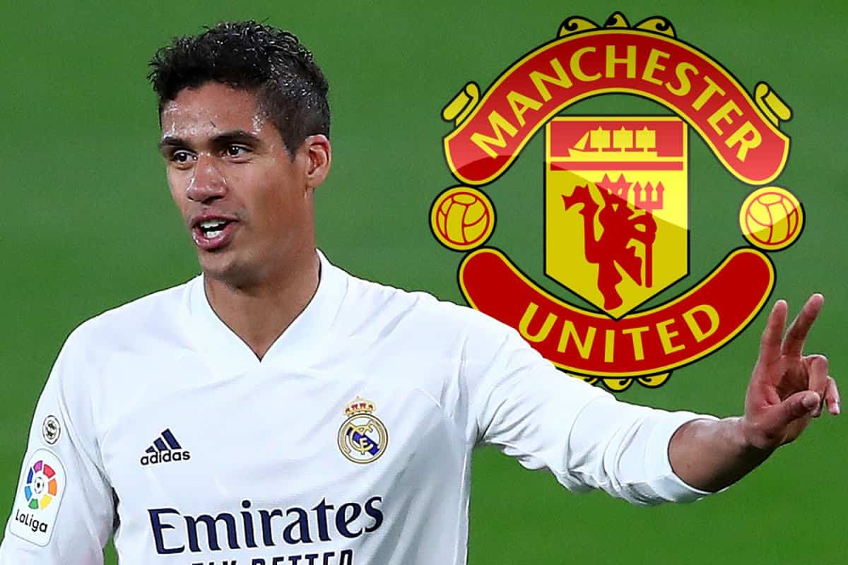 Raphael Varane deal going to be sealed!