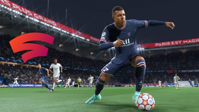 FIFA 22 will release on Stadia and other platforms