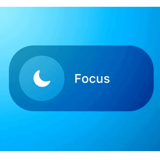 Focus mode in iOS 15 helps you stay on task