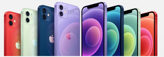 Apple rules: 44% share in global smartphone market in 2020