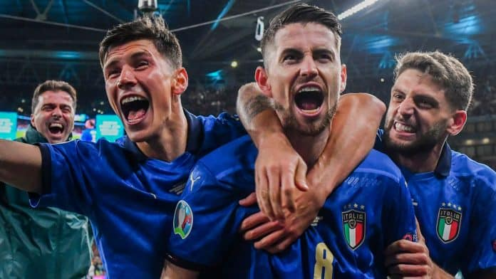 Italy emerged victoriously over England at the EURO 2020 Final