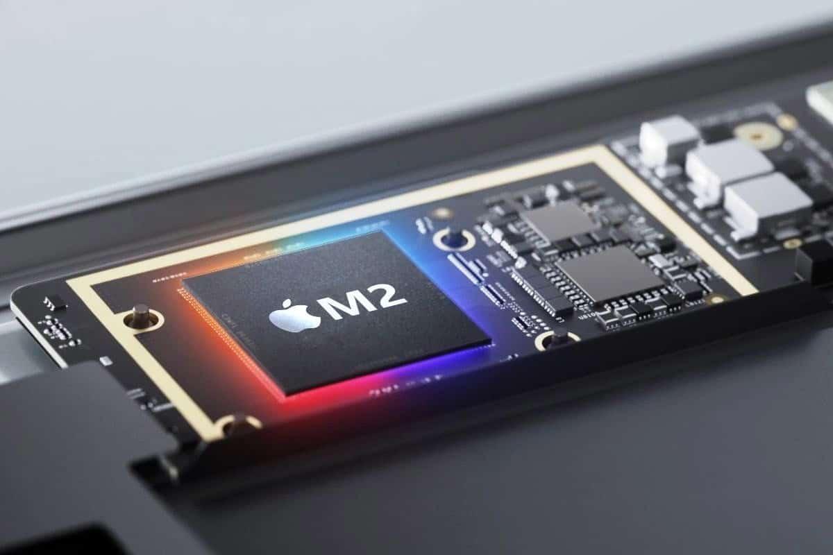 M2 chip? Apple's next gen M-series chip