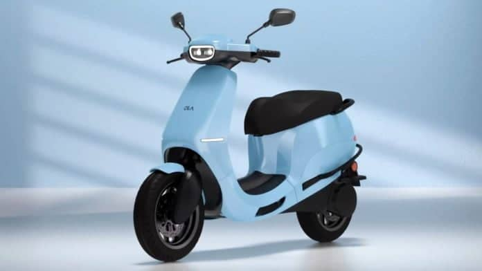 Ola's electric scooter is a step towards making India's youth aware of the latest trends in technology and stop pollution