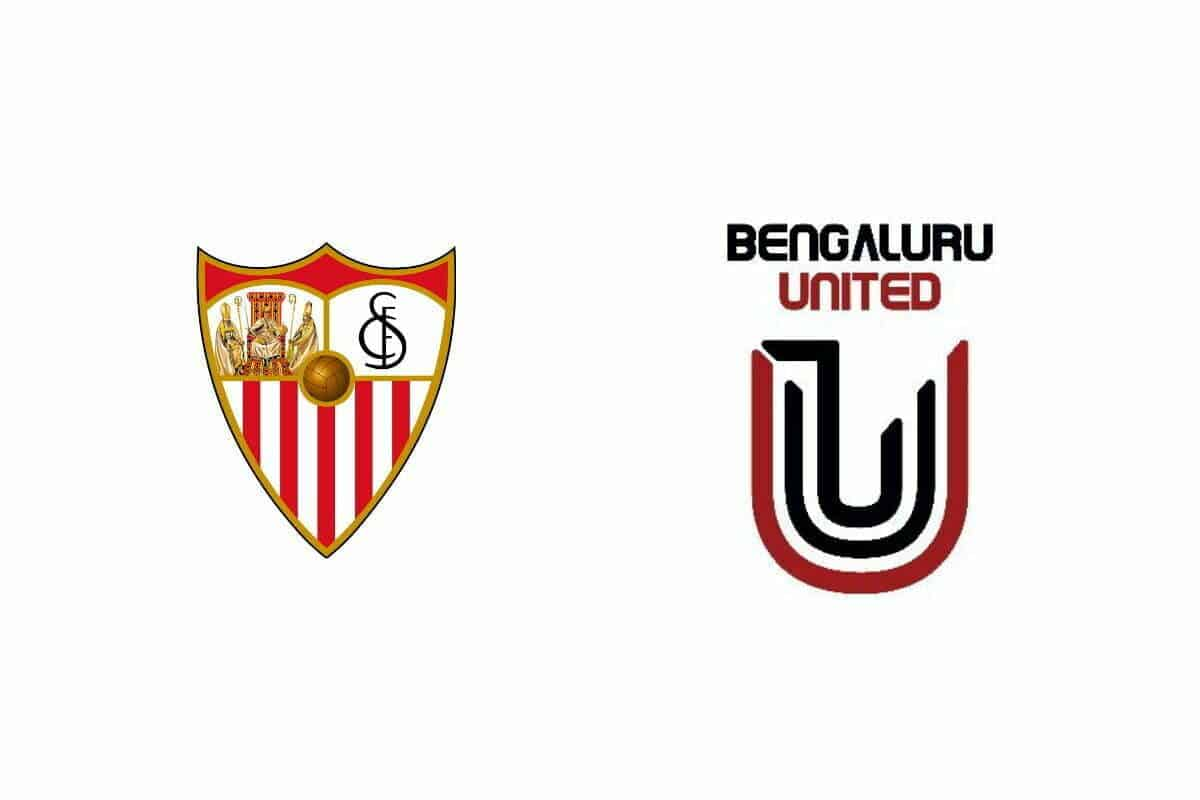 Bengaluru United and Sevilla FC united got nominated for the World Football Summit Award