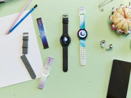 Samsung launches six limited edition watch bands made using recyclable materials for Galaxy Watch 4