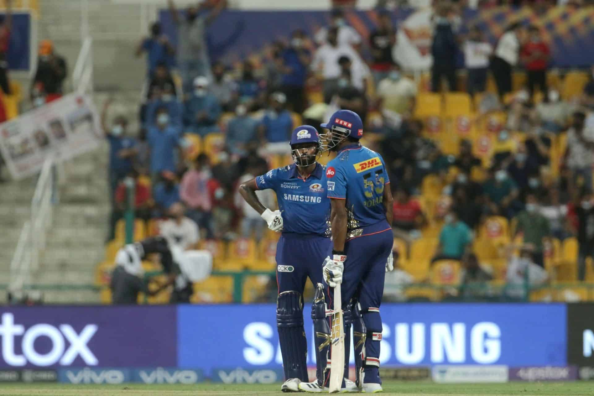 Mumbai Indians register their first win in IPL Phase 2