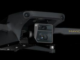 DJI's Mavic 3 appears in the latest renders showing off Hasselblad branding