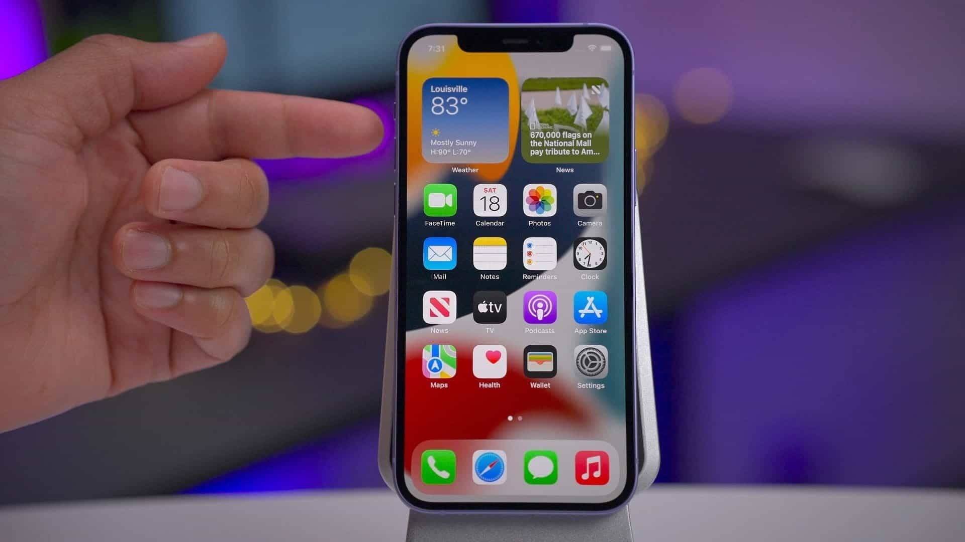 Apple's latest iOS 15.1 Beta hints at the future release of SharePlay and the addition of COVID vaccine card to Wallet App
