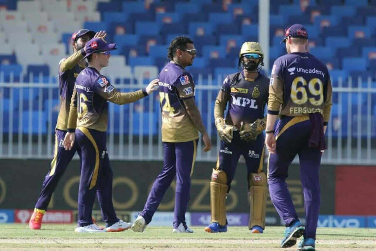 IPL 2021: KKR secure a win against DC in a low scoring thriller