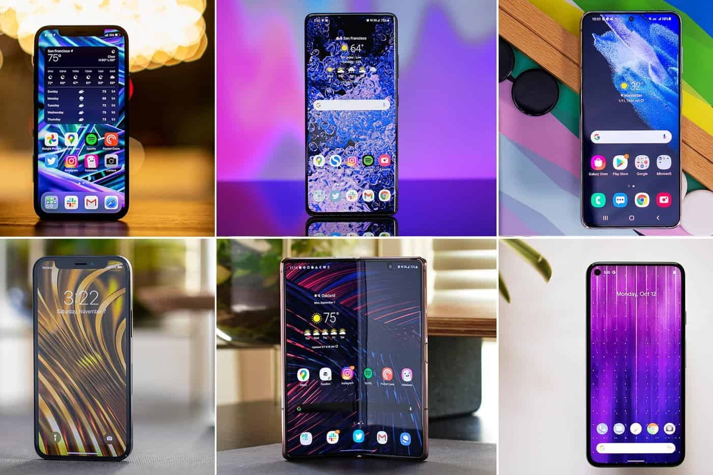 These are the Best Selling Smartphone Brands in 2021