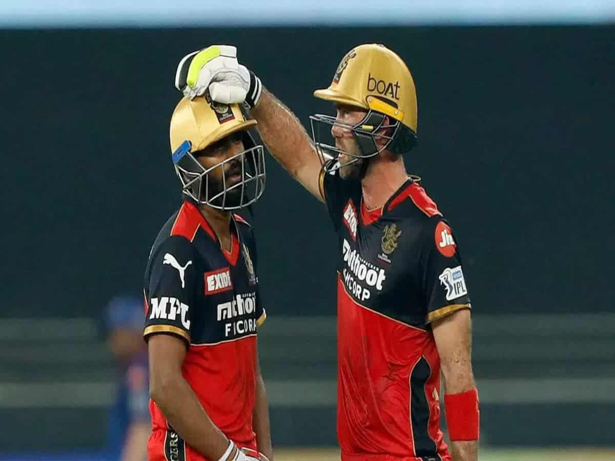 IPL 2021: RCB defeat DC but still couldn't get at the top due to run rate