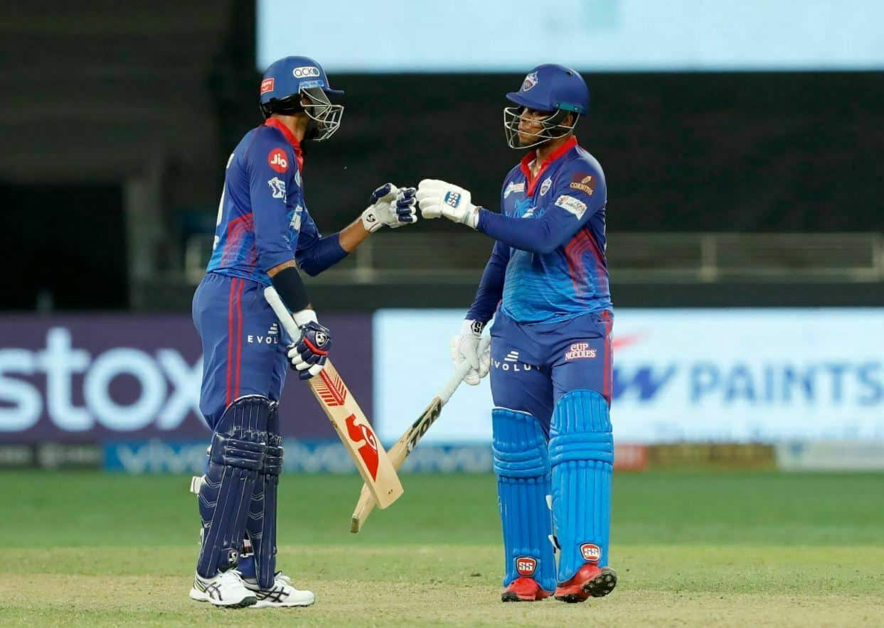 IPL 2021: DC beats CSK in the race of being the table-toppers