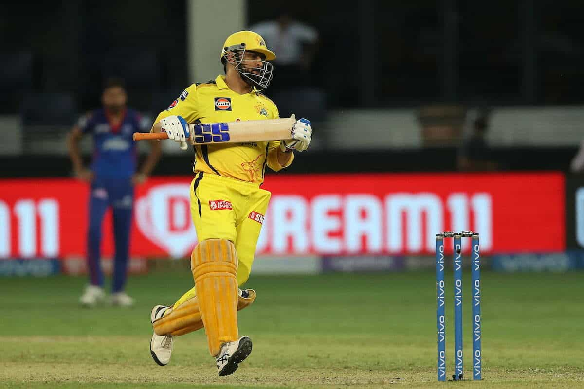 IPL 2021: Dhoni finishes off in style, taking CSK to the finals