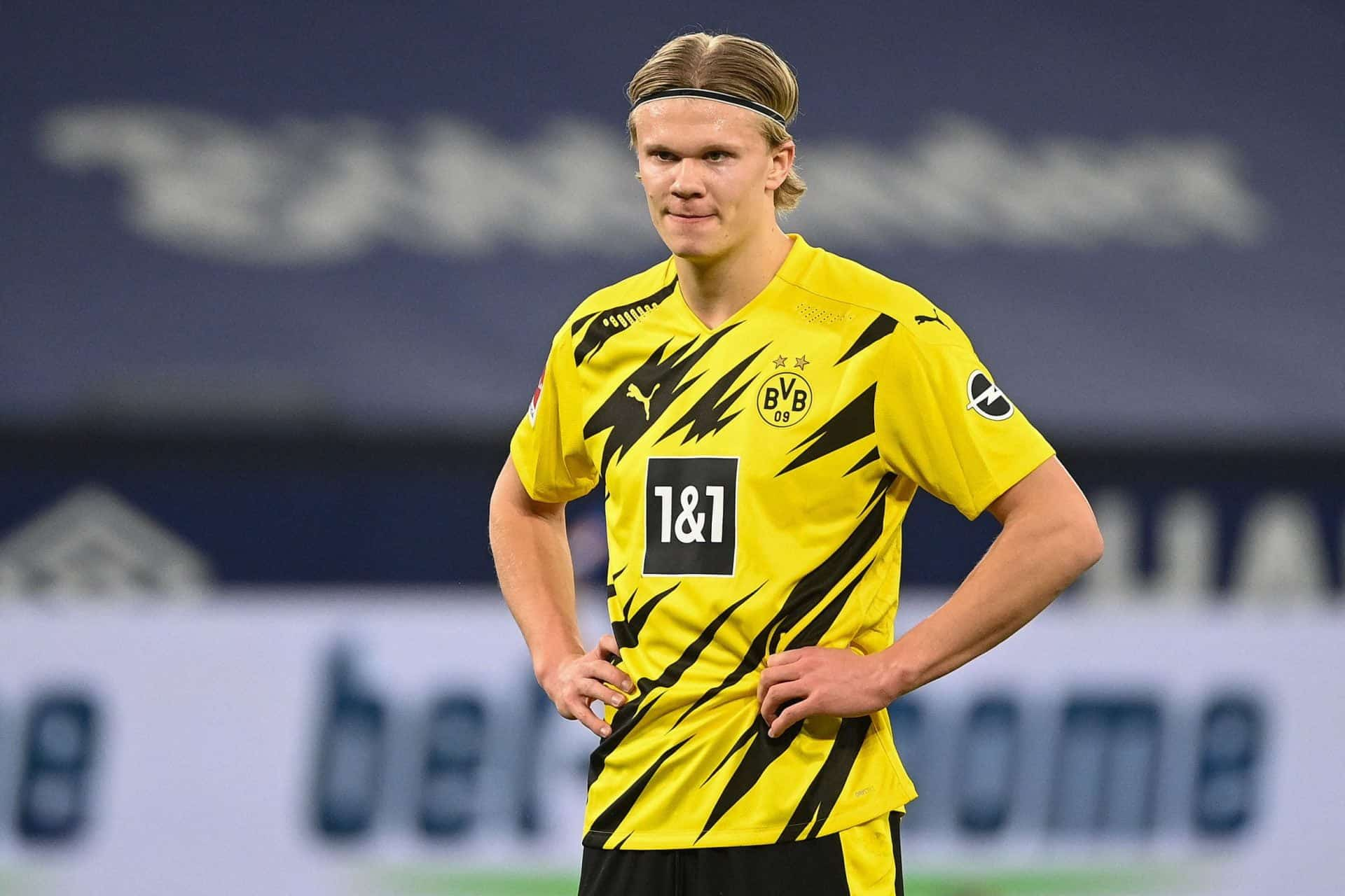 Football clubs in a fight to bring Erling Haaland to their club
