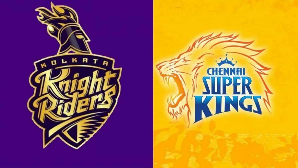 CSK vs KKR is set for the 2021 IPL Final in Dubai!