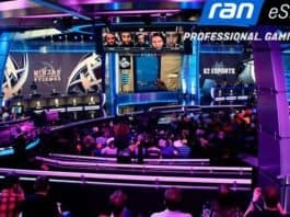 China ranks top in the global eSports market with the US at second position