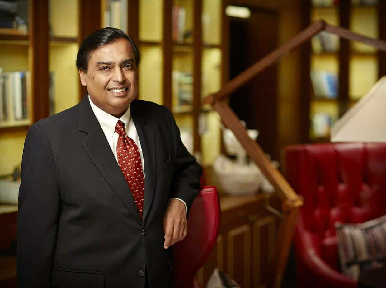 Mukesh Ambani becomes a fresh entry in the exclusive 100 billion-dollar club