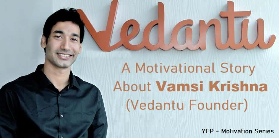 AMD's Change Makers First Episode: featuring Vedantu CEO and Co-Founder Vamsi Krishna